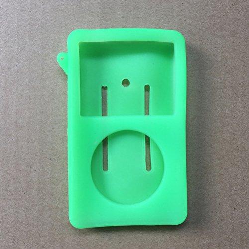 - Zhuhaitf Soft TPU Silicon Case Cover for iPod Classic 80GB, 120GB & 5th 30gb