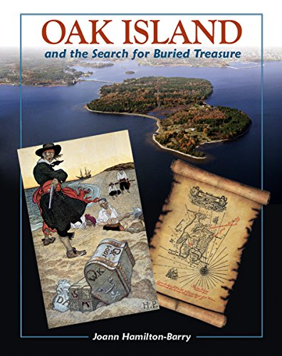 Oak Island: and the Search for Buried Treasure