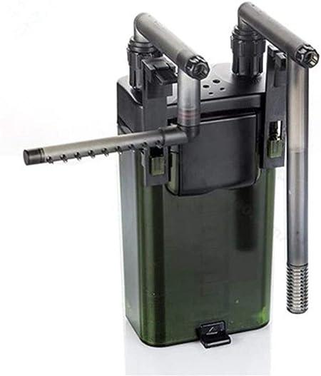 Filtrar Arriba EX-120 Filtro Externo for Tanque de Peces Filtro ...
