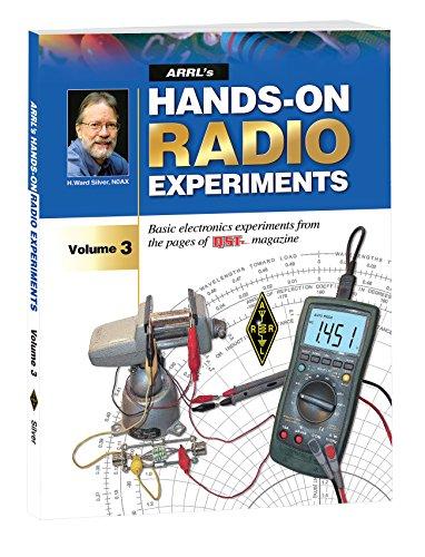 ARRL's Hands-On Radio Experiments Volume (Silver Fundamentals)