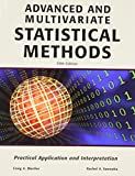 Advanced and Multivariate Statistical Methods, Craig A. Mertler and Rachel A. Vannatta, 1936523094