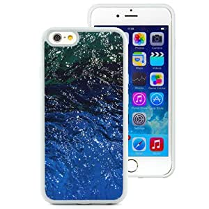 New Beautiful Custom Designed Cover Case For iPhone 6 4.7 Inch TPU With Water Texture Dark (2) Phone Case