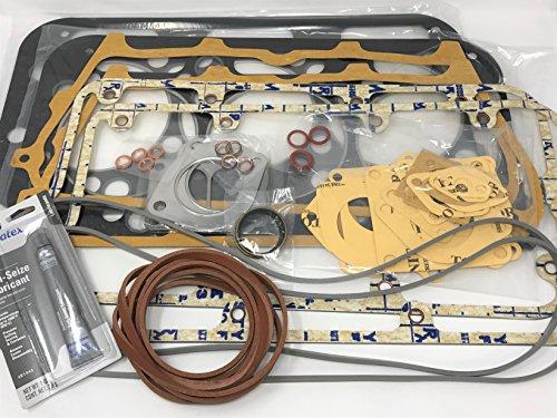 701137C98 Dresser, International DT817B & DT817C Diesel Engine Head Gasket  Set with 676451C2 676451C1 Head Gaskets