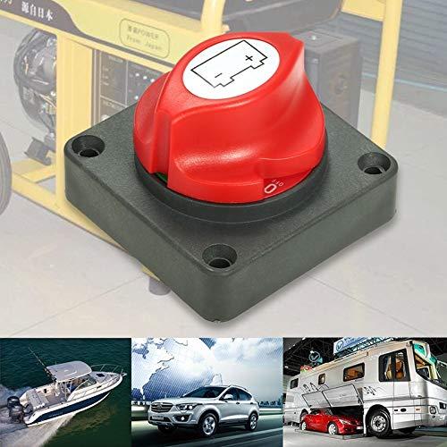 (Car Kill Switch 600a Battery Master Isolator Cut Off Kill Switch Car Van)