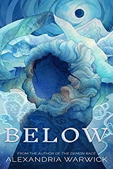 Below (North Book 1) by [Warwick, Alexandria]