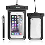 Best Aduro Cases For Iphone 5s - Waterproof Case Cover Pouch with IPX8 Certificate Review