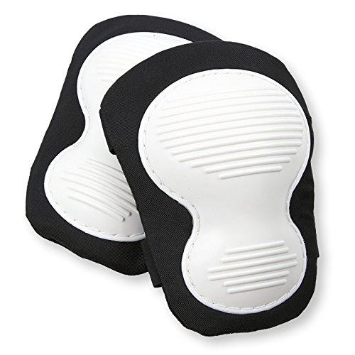 Valeo Industrial VKP-42 Non-Marring White Knee Cap, Knee Pad