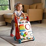 Fat Brain Toys Busy Baby Deluxe Walker