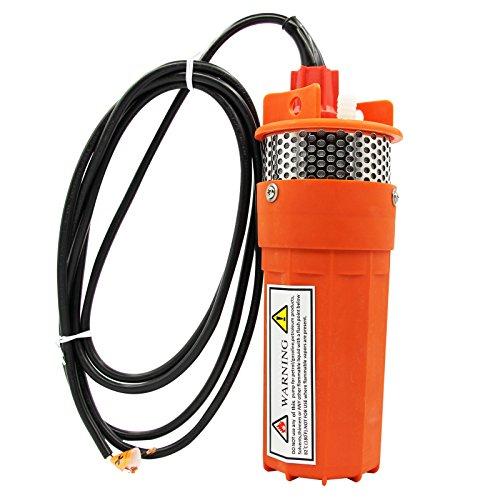 Well water pump 12