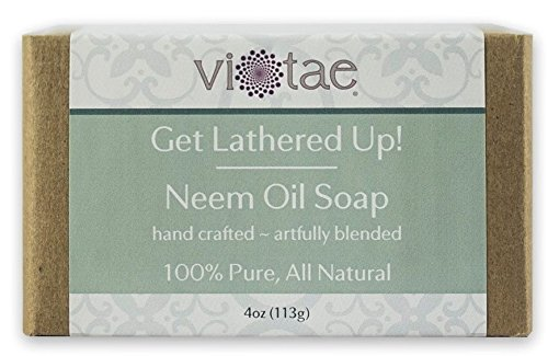 Neem Oil Soap - 4