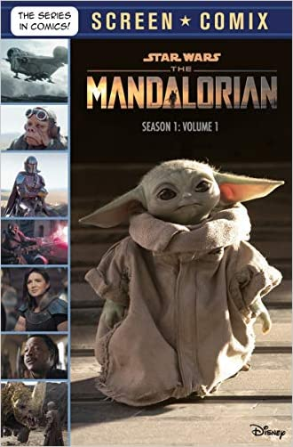 The Mandalorian: Season 1: Volume 1 (Star Wars) (Screen Comix)