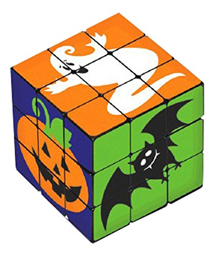 Halloween Entertaining Puzzle Cube