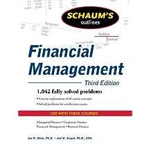 Schaum's Outline of Financial Management, Third Edition (Schaum's Outlines)