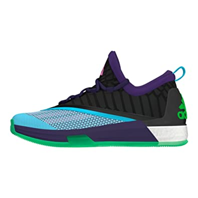 52135f5d081b Image Unavailable. Image not available for. Color  Adidas Crazylight Boost  2.5 Low Mens Basketball Shoe ...