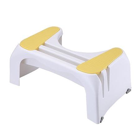 Amazon.de: Kunststoff-WC-Sitz, Hocker, schwangere Frau, Stuhl ...