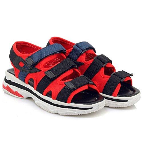 Sandals Women 1 Beach Red Summer Melady UB0Zgq
