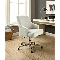 Serta Leighton Home Office Chair, Cozy Ivory