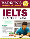 img - for Barron's IELTS Practice Exams with Audio CDs, 2nd Edition: International English Language Testing System book / textbook / text book