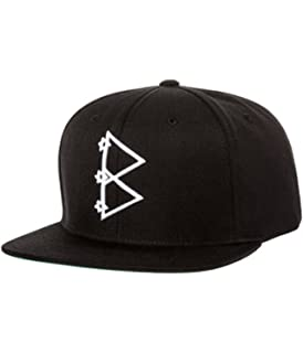 Amazon.com  Black Scale BLVCK SCVLE V Snapback Hat Mens Adjustable ... 3187dab75a0