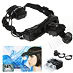 Andoer 8 Lens Handsfree Headband Head...