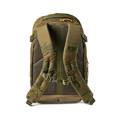 5.11 Rapid Origin Tactical Backpack Med First Aid Patriot Bundle - TAC OD