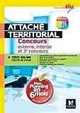 Concours Attaché territorial - Mon planning en 6 mois - Tout-en-un express - Visa Nº1
