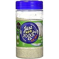 Altius Just Add Yogurt Sour Cream & Dill Dip Mix, Low Fat, High Protein and Probiotics, 6.35 oz
