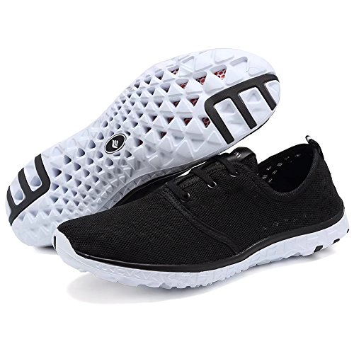 Drying Sport CIOR Slip On Athletic Quick Black Shoes Fantiny Sneakers Men Water 1 Aqua vtTvrq