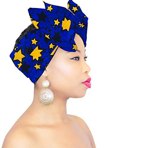 HEAD WRAP | Head wraps for kids Hijab African Head Wraps Head Wraps for cancer patients African Fabric Head Scarf Headband Hair loss Turban Beanie - Shop Headbands