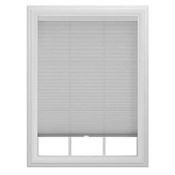 cordless window shades sliding glass door the miro brand 36quot 64quot light filtering cellular window shade cordless amazoncom 36