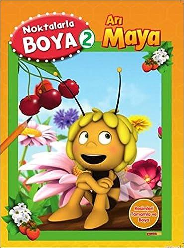 Ari Maya Noktalarla Boya 2 Kolektif 9786050925234 Amazon Com Books