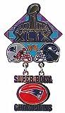 Super Bowl XLIX (49) Oversized Commemorative Pin - Dangler Style B