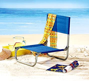 Silla para playa o piscina (plegable): Amazon.es: Jardín
