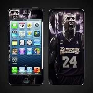 Apple iPhone 5 Skin cover- Kobe Bryant design 3- protective skin- ip5kobe3