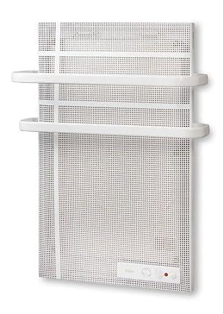Mica Thermische Badezimmer Wand Heizung Inkl. Handtuchhalterung   Elektro  E Heiz