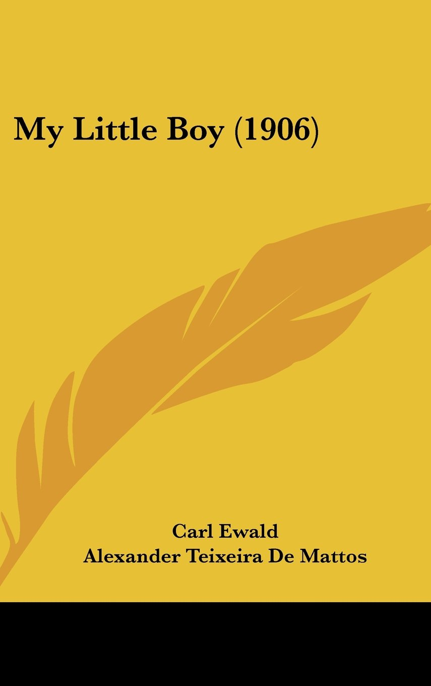 Read Online My Little Boy (1906) pdf