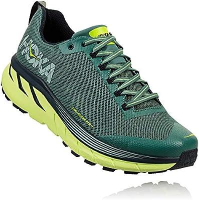 Hoka One - Zapatillas de Running para Hombre Verde Verde, Color Verde, Talla 43 1/3 EU: Amazon.es: Deportes y aire libre
