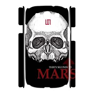 Chinese 30 seconds to mars Cheap 3D Hard Back Cover Case for Samsung Galaxy S3 I9300,diy Chinese 30 seconds to mars Cell Phone Case