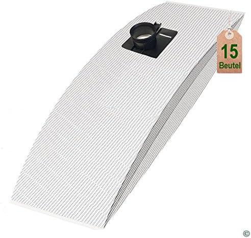 15 Pieza bolsas de fieltro para aspiradoras Festool CT/CTM/CTL de ...