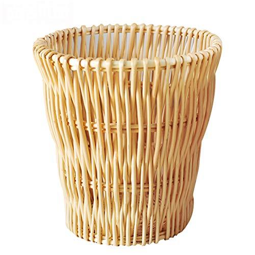 Best wicker trash basket square for 2020