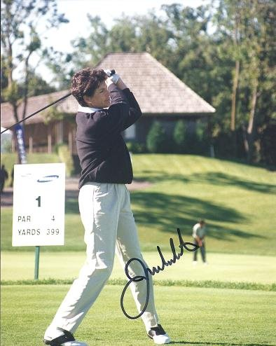 Julie Inkster Signed - Autographed Golf 8x10 inch Photo - Guaranteed to pass PSA or JSA - Julie Inkster Memorabilia