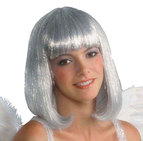 Angel Shimmer Wig - Faerynicethings Adult Size Angel Shimmer Wig