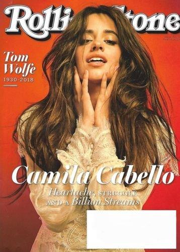 Rolling Stone Magazine (June 14-28, 2018) Camila Cabello