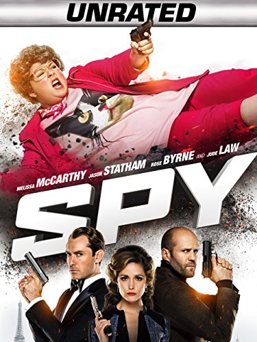 Spy (Unrated) ()