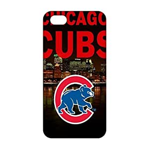 Cool-benz CHICAGO CUBS mlb baseball (3D)Phone Case For Ipod Touch 4 Cover
