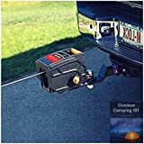 Heavy Duty Electric Winch 6000 lbs Crank Strap Gear Controller Winch Boat Trailer Remote Portable Truck Trailer & eΒοοκ by Easy2Find