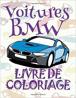 ✌ Voitures BMW ✎ Livre de Coloriage Voitures ✎ Livre de Coloriage pour les garçons ✍ Livre de Coloriage enfant: ✎ Cars ... Serie ~ Livre de Coloriage Voitures ✍, by Kids Creative France