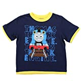 Thomas the Train Toddler Little Boys Stitch Design T-Shirt