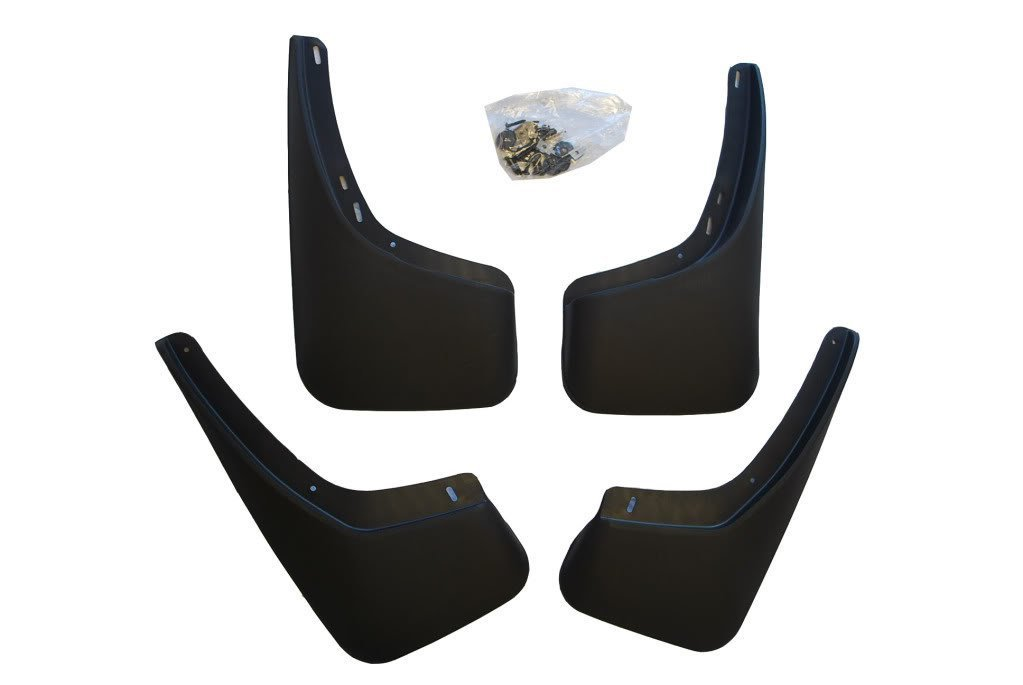SclMotor® Mud Flaps Splash Guards Mudguards Protective Fender SclMotor Co