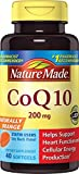 Nature Made CoQ10 (Coenzyme Q 10) 200 mg. Softgels 40 Ct